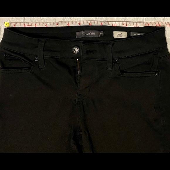 Level 99 Denim - Level 99 Black Liza Jeans